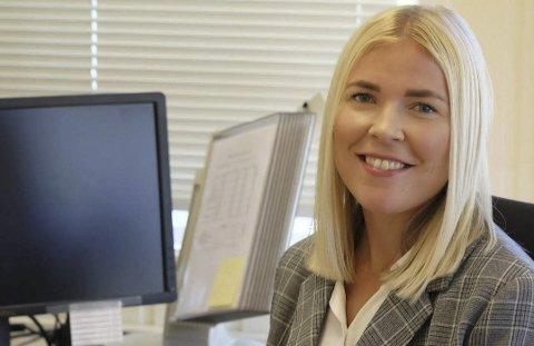 Maja Jørgensen er enhetsleder for helse og omsorg i Vegårshei kommune, og har fått søkerlisten til avdelingslederstillingen.