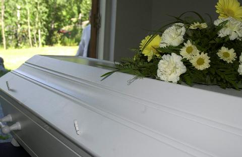 Gjekk bort: Det døydde 200 personar i Valdres i 2017.