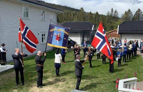 KAN JUBLE: Hakadal Skolekorps får 60.000 kroner gjennom støtteordningen OBOS Jubel.