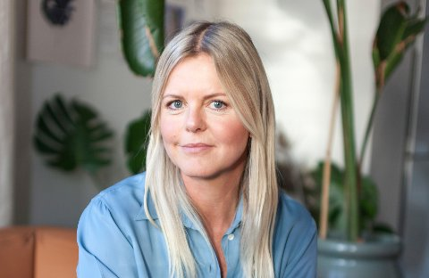 På riktig plass: -  Jeg elsker å komme til studio eller location sammen med modeller og  andre kreative og skape litt magi, sier Margrethe Gilboe.