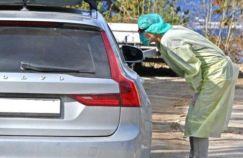 ØKENDE TREND: Både i Norge og på Nesodden er det meldt om flere smittetilfeller de siste dagene.