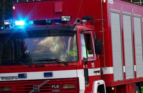 Nødetatene rykket ut til en brann i enebolig i Tynset natt til tirsdag.