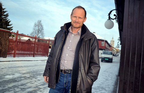 Arild Løvik. (Foto: Guri Jortveit)