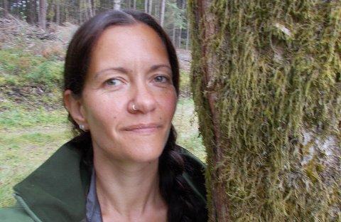 Ingunn Bohmann, 1.kandidat for MDG i Ås, er sikret plass i det nye kommunestyret. Men får hun med seg en representant til? Det avgjøres etter fintellingen av valgresultatet på tirsdag.