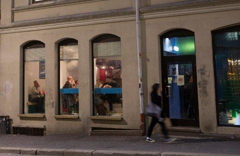 TRUET: Restauranten Illegal Burger ligger i Møllergata 23 og kan gå en usikker framtid i møte.
