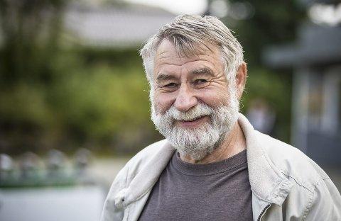 Svein Røtne (70) Fargekonsulent, maling