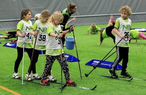 Ungdom: Nesten alle norske barn driver med en eller annen form for idrett, problemene oppstår gjerne når ungdomstiden begynner. Illustrasjonsfoto