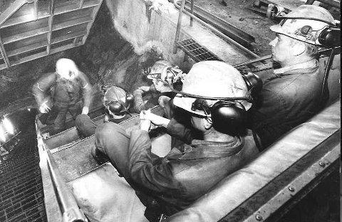 Aktivitet: Gruvedriften i Sulitjelma har en lang og ærerik historie, og nå vil lokale krefter ha ny aktivitet i gruvene.