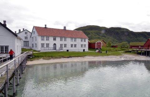 Opplevelse: Kjerringøy Handelssted er et av flere lokale reiselivsbedrifter som jobber sammen med forskere for å utvikle den opplevelsesbaserte delen av turisme.