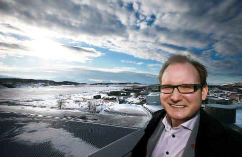 Daniel Bjarmann-Simonsen er lite imponert over en kampanje fra Bodø Arbeiderparti.