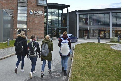 Over 4.000 har fått tilbud om studieplass hos Nord universitet.