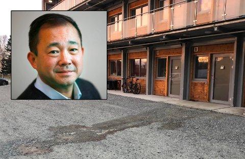 Stephen Fu i Nordic Smart House syns gårsdagens knivstikking i Marmorveien 7 er trist og tragisk.