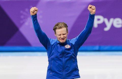 Håvard Holmefjord Lorentzen kan ta OL-gull nummer to fredag.