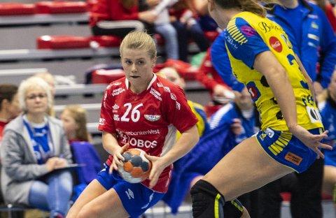 Emilie Hovden er ønsket i flere klubber før neste sesong.