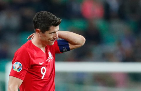Polen og Robert Lewandowski fikk juling mot Slovenia, men vi tror de slår tilbake på hjemmebane mot Østerrike mandag kveld.