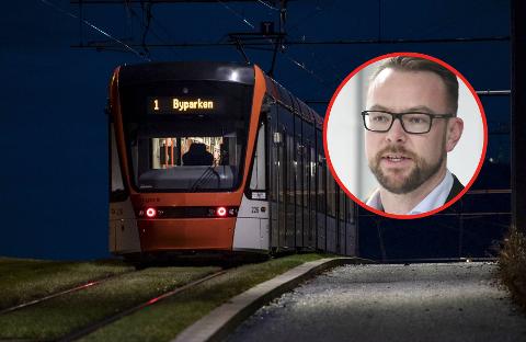 – I Eidsvåg kunne det blitt noe annet enn bare motorvei, men nå tar man livet av det største byutviklingsområdet som finnes langs Bybanen nå, sier Harald Victor Hove (H).