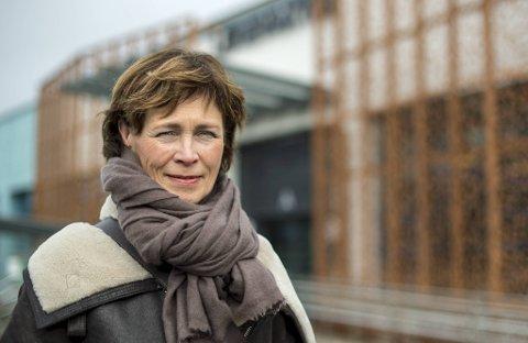 Marit Voltersvik er en av to søkere til smittervenoverlege-stillingen i Bergen.