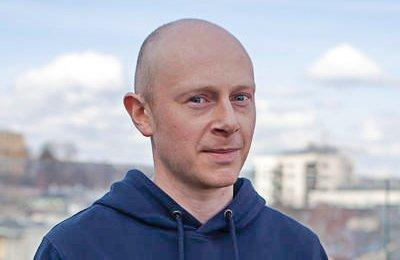 Atle Berge, forfatter fra Hokksund