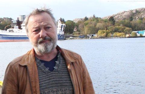 OPPLEVER HAT: Rune Haaland meiner at det han har opplevd frå sentrale Motvind-personar, vitnar om hatkampanje og personforfølging.