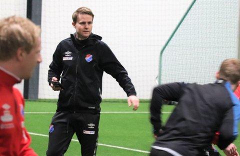 GLAD: Stian S. Hunnestad håper at Eiger vil klore seg fast i toppen denne sesongen