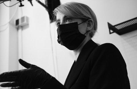 SPENT: Hanna Renate Hatlestad Nygaard er spent på åpning og respons fra eigersunderne.