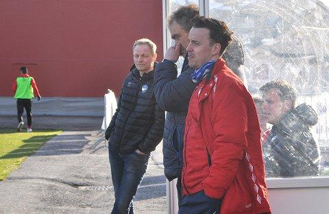 SKUFFET: Andreas Børvik sier det gikk dårlig med onsdagens kamp.