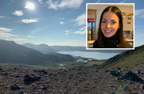 SOMMERSESONGEN: Reiselivssjef Marianne Berg er fornøyd at en del turister kom til Magerøya i juli, men hun beskriver situasjonen som katastrofal.