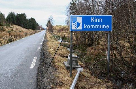 FRISKE MIDLAR: Kinn kommune får ekstra midlar av kommunal- og moderniseringsdepartementet.