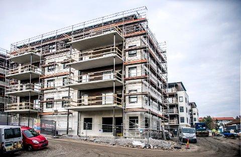 Nytt boligprosjekt på Åsebråten