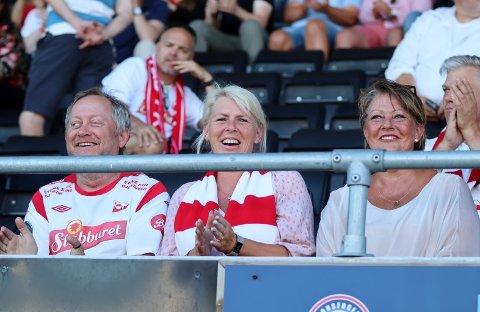 PUBLIKUMSTRYKK: Det er ventet storinnrykk, når FFK den 12. august tar imot Moss på Fredrikstad Stadion.