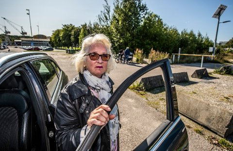 Vil droppe målet om sterk fortetting: Bystyremedlem Lise Thorsø Mohr  (Sp) vil spre boligbyggingen i kommunen. (Arkivfoto: Geir A. Carlsson)