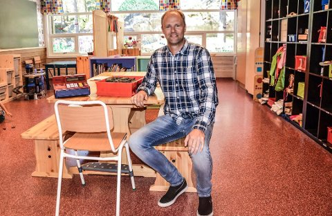 Rektor ved Kurland barneskole, Lars Henning Finstad, forteller at alle foresatte til de berørte elevene er informert.