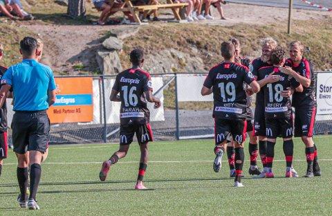 MØTER MOSS: Etter seieren over Kråkerøy søndag venter Moss i 2. runde av NM.