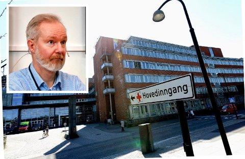 NYE TESTER: Niels Kirkhus fortsetter den lokale testingen i Horten, og på Sykehuset i Vestfold skal de snart starte testing for antistoffer.