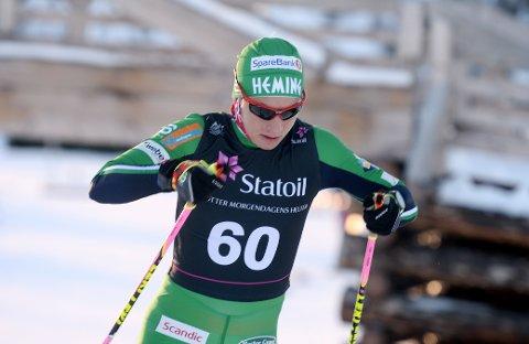 Astrid Uhrenholdt Jacobsen vant på Gålå.