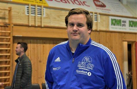 LFH09-trener Thomas Jonsdal og LFH09s herrelag gikk på sitt femte tap på rad.