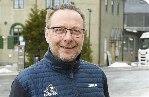 Daglig leder i Birken, Eirik Torbjørnsen.