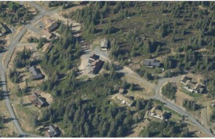 VEGTRØBBEL: En hytteeier på Heståsen har fått 10.000 kroner i bot for ikke å ha søkt om etablering og bruk av en hytteveg.
