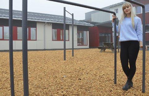 SATSER PÅ DANS: Maren Sofie Trulsen har utsatt lærerplanene og satser på dansen.