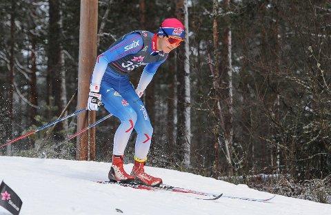 Petter Stokkeland er i god rute foran junior-NM i Harstad i mars.