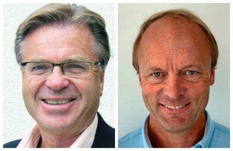 Harald Kynningsrud og Carl Haakon Garder er på lista over de 400 rikeste i Norge.