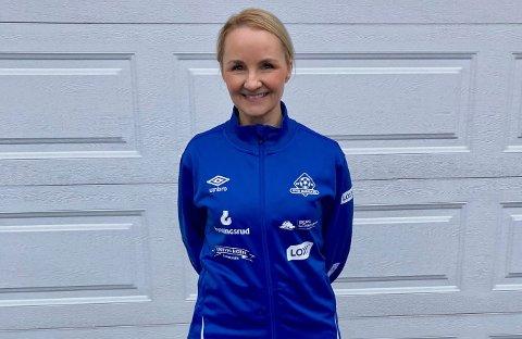VIKARIERER SOM DAGLIG LEDER: Veronika Lund er ansatt i et vikariat fram til august.
