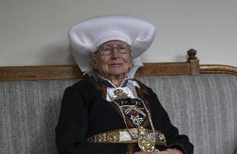 Gudrun  Svartveit  Tekst: Mette Bleken
