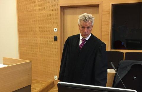 ADVOKAT: Hege Haukeland Liadals advokat Erik Lea har så langt ikke mottatt noe fra politiet om etterforskningen i reiseregning-saken.