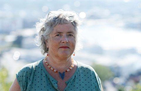Heidi Bjerga, SV-er og kandidat til fylkestings-og kommunevalget