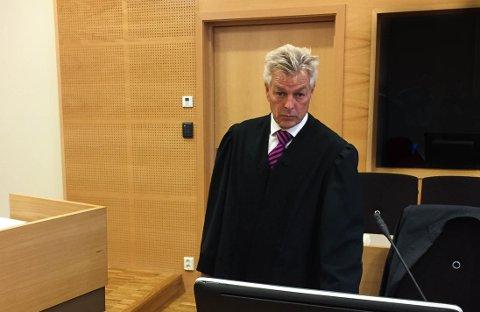 ADVOKAT: Forsvarsadvokat Erik Lea fra Haugesund jobbet sammen med drapsofferet i flere saker, og beskriver ham som en én av de største i sitt fag.