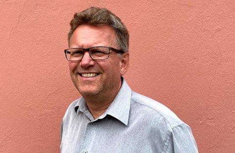 NY SJEF: Etter mange år i privat entreprenørbransje, blir Eivind Lindås kommunens nye utbyggingssjef.