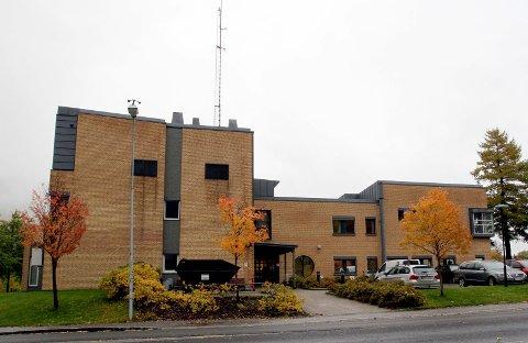 Geografisk driftsenhet: Justisbygget i Mosjøen er stedet hvor fylkesrådet nå ønsker at en av forhåpentligvis fem geografiske driftsenheter i Nordland. foto; torild wika