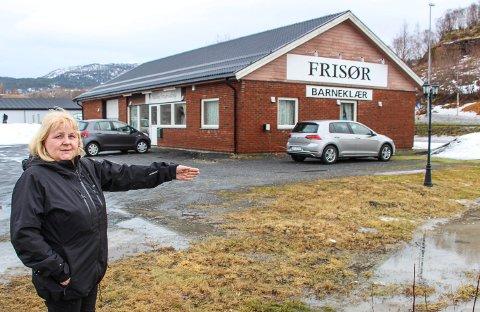 Grethe Halsvik Salomonsen føler seg overkjørt av Vefsn kommune.