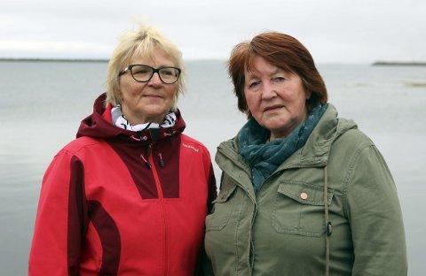 IGJEN MED SORGEN: Klara Helander og Kirsten Isaksen har mistet en datter og en sønn til selvmord.